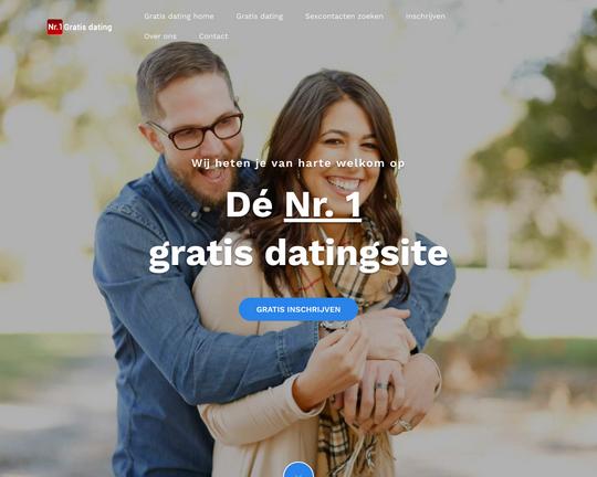 nummer 1 gratis dating sites